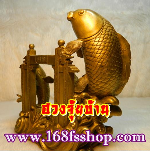 168-Carp-Fish-Crossing-Dragon-Gate-ปลาประตูชัย1